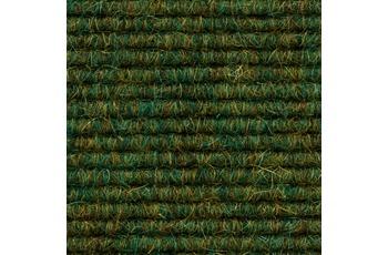 Tretford Teppichboden Interland Eco 556 Fliesen 50x50 cm Grün meliert, Paketinhalt 0,25 qm