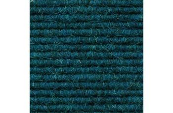 Tretford Teppichboden Interland Eco 567 Fliesen 50x50 cm Blau, Paketinhalt 0,25 qm
