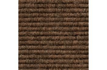 Tretford Teppichboden Interland Eco 572 Fliesen 50x50 cm Braun, Paketinhalt 0,25 qm