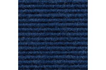 Tretford Teppichboden Interland Eco 625 Fliesen 50x50 cm Blau, Paketinhalt 0,25 qm