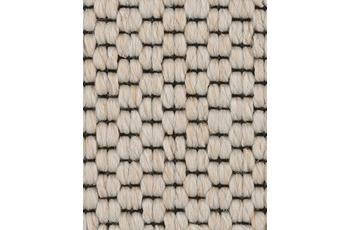 Hometrend Teppichboden Meterware Flachgewebe-Schlinge Beige