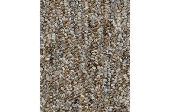 Hometrend Teppichboden Meterware Schlinge bedruckt Braun