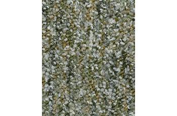 Hometrend Teppichboden Meterware Schlinge bedruckt Olivgrün