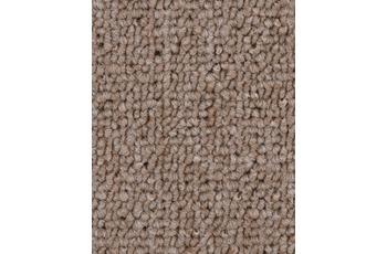 Hometrend Teppichboden Meterware Schlinge Beige