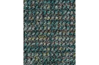 Hometrend Teppichboden Meterware Schlinge gemustert Seegrün
