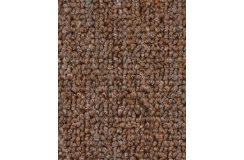 Hometrend Teppichboden Meterware Schlinge Hellbraun