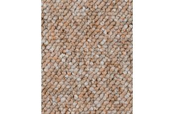 Hometrend Teppichboden Meterware Schlinge Terrakotta