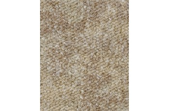Hometrend Teppichboden Schlinge bedruckt natur/ beige