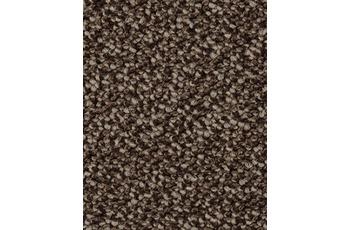 Hometrend Teppichboden Schlinge dunkelbraun