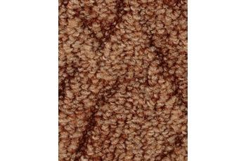 Hometrend Teppichboden Schlinge Hoch-Tief pfirsich/ beige