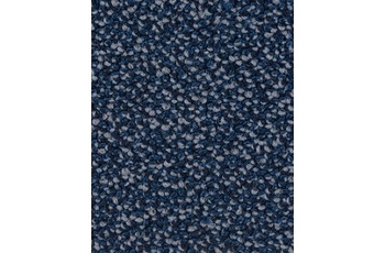 Hometrend Teppichboden Schlinge marineblau