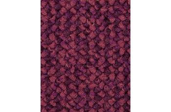 Hometrend Teppichboden Schlinge meliert bordeaux