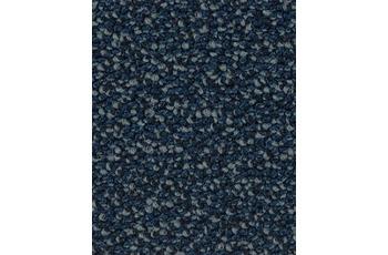 Hometrend Teppichboden Schlinge mitternachtsblau