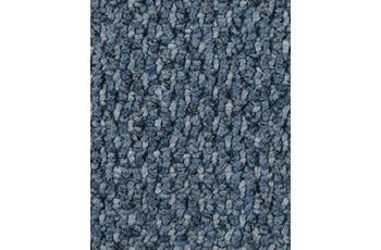 Hometrend Teppichboden Schlinge strukturiert blau