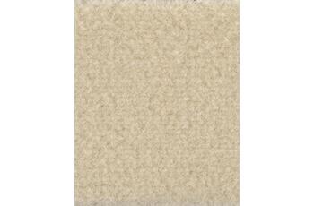 Hometrend Teppichboden Uni-Velours beige