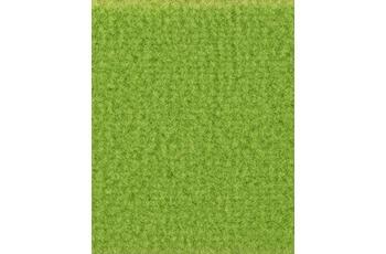Hometrend Teppichboden Uni-Velours grasgrün