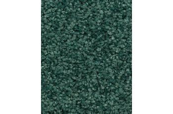 Hometrend Teppichboden Uni-Velours grün