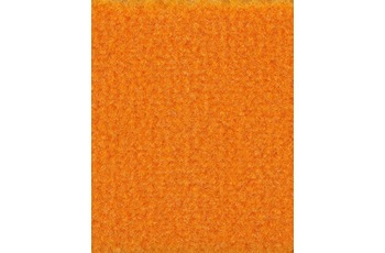 Hometrend Teppichboden Uni-Velours orange
