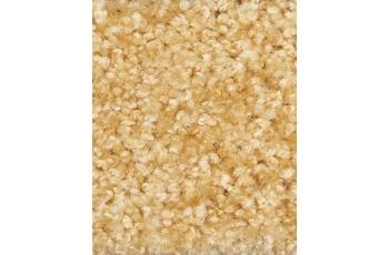 Hometrend Teppichboden Velours bedruckt karamel