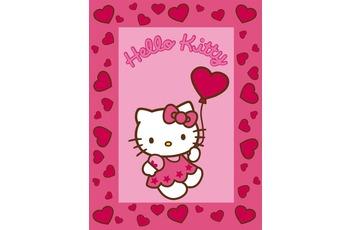 Keen Joy Kinderteppich Hello Kitty 1 Rosa