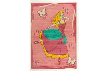 Keen Joy Kinderteppich Pino Princess rosa