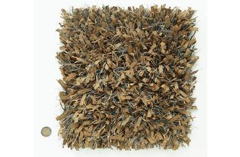 Kelii Hochflor-Teppich Blanche 17 kupfer