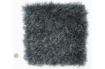 Kelii Hochflor-Teppich Elias 23 grau