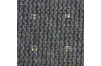 DEKOWE Outdoorteppich Naturino Quadrate grau