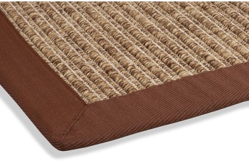 DEKOWE Outdoor-Teppich Tweed braun