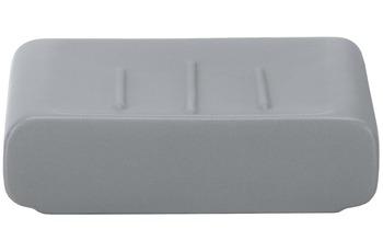 Kleine Wolke Accessoires Seifenschale Cubic, Anthrazit 3 x 11 cm