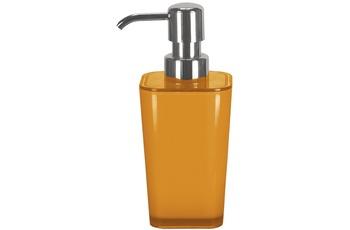 Kleine Wolke Accessoires Seifenspender Easy, Orange 17,5 x 7 cm