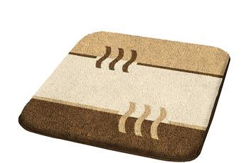 Kleine Wolke Badteppich, Fiesta, Bambusbeige 60 x 90 cm