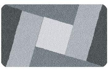 Kleine Wolke Badteppich Indiana, Schiefer 80x140 cm