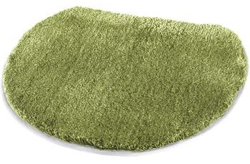 Kleine Wolke Badteppich Soft, Klee 47 x 50 cm Deckelbezug