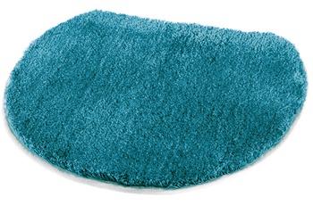 Kleine Wolke Badteppich Soft, Petrol 47 x 50 cm Deckelbezug