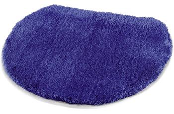 Kleine Wolke Badteppich Soft, Sor.-Azurblau 47 x 50 cm Deckelbezug