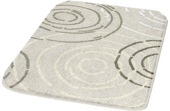 Kleine Wolke Badteppich, Splash, Seide 60 x 90 cm