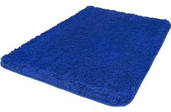 Kleine Wolke Badteppich Trend Kobaltblau 140 cm x 80 cm