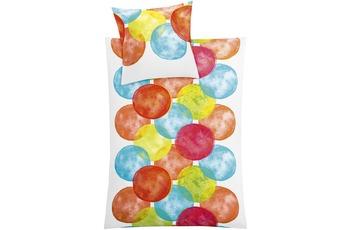 Kleine Wolke Bettwäsche Colmar, Multicolor