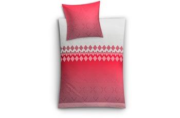 Kleine Wolke Bettwäsche Rombo, Paprika