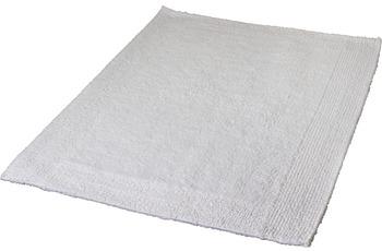 Kleine Wolke Badteppich Cotone Schneeweiss 70 cm x 120 cm