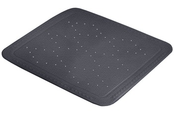 Kleine Wolke Duscheinlage Arosa, Anthrazit 55x 55 cm
