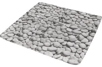 Kleine Wolke Duscheinlage Stepstone, Grau 55 x 55 cm