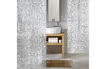 Kleine Wolke Duschvorhang Cristal, Clear 180 x 200 cm (Breite x Höhe)