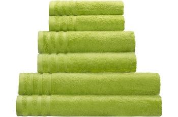 Kleine Wolke Handtuch/ Duschtuch Royal, Grün