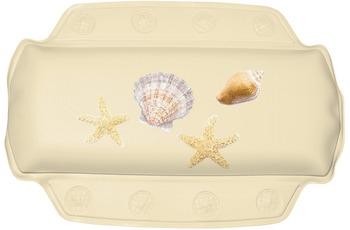 Kleine Wolke Nackenpolster Seashell, Sandbeige 32x 22 cm