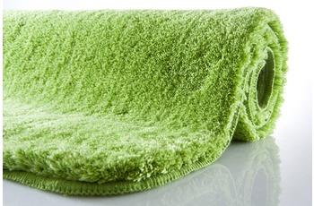Kleine Wolke Badteppich, Relax, Kiwigrün, rutschhemmender Rücken, Öko-Tex zertifiziert