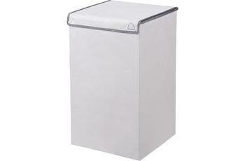 Kleine Wolke Wäschebox Volta, Silbergrau Wäschebox 32x54 cm
