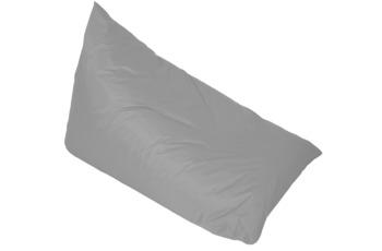 linke licardo Chillkissen Nylon silber 70/ 100 cm