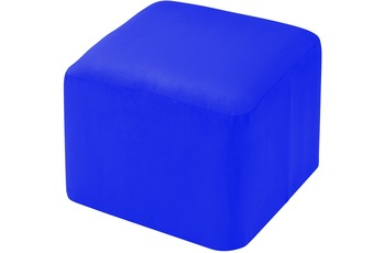 linke licardo Möbelhocker, eckig Alka royal-blue 50/ 50/ 40 cm